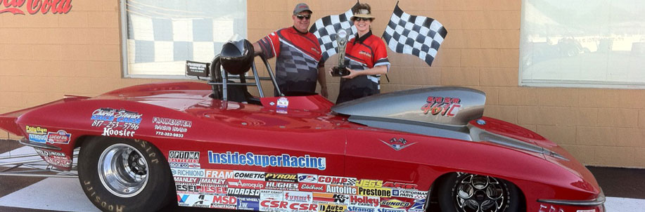 2nd IHRA Summit Pro-Am Win of 2011